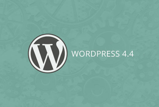 wordpress 4.4 in Urdu