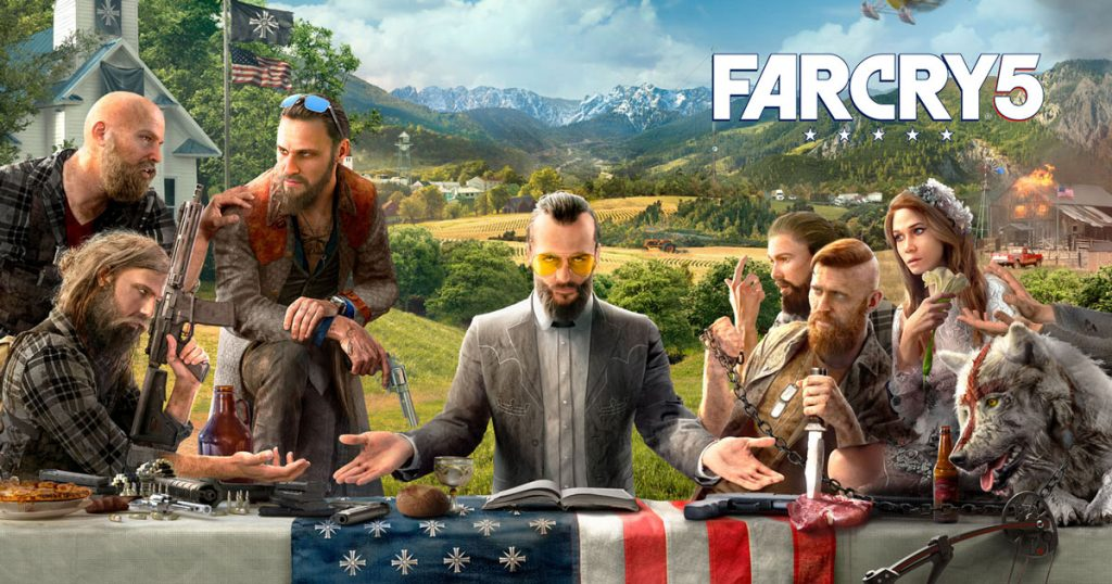 Far cry 5 Overview