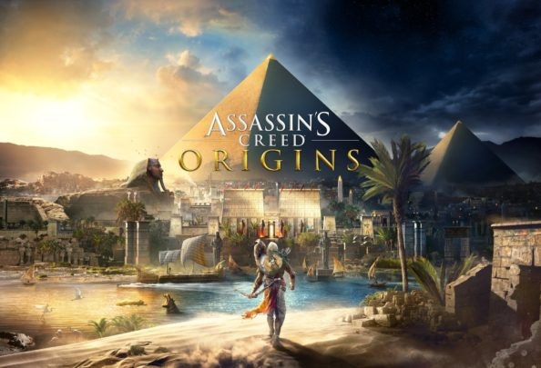Assassin's Creed Origins 2017 Review