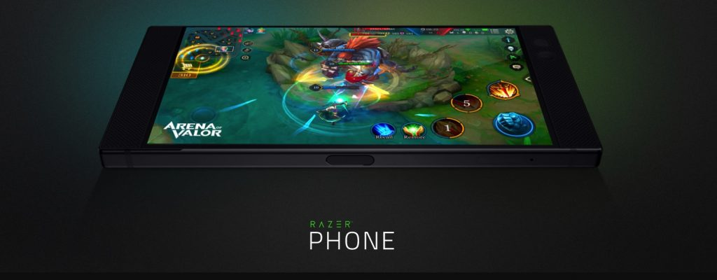 Razer launches Cutting Edge Mobile Gaming Phone - Web Tech
