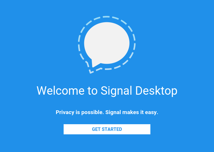 Signal Private Messenger Arrives on Desktop for Everyone