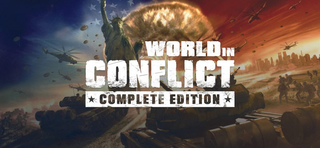 world in conflect