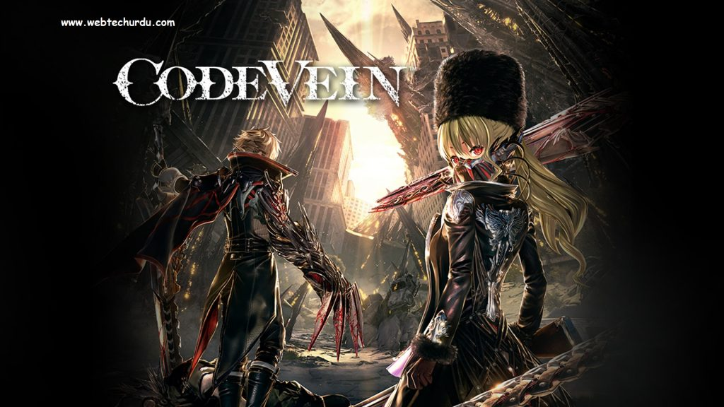 code vein system requirements