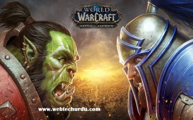 World of Warcraft: Battle for Azeroth system requirements