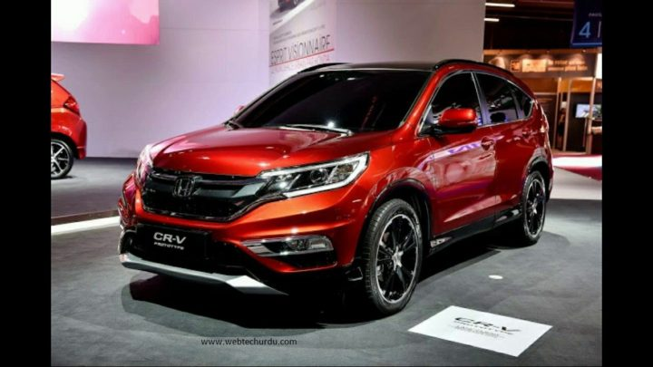 Honda CR-V 2018 in Pakistan Specification And Review