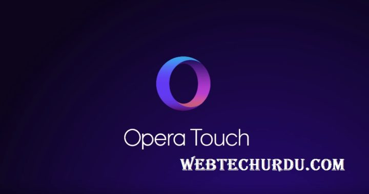 Opera Touch is a new Android browser made for one-handed use