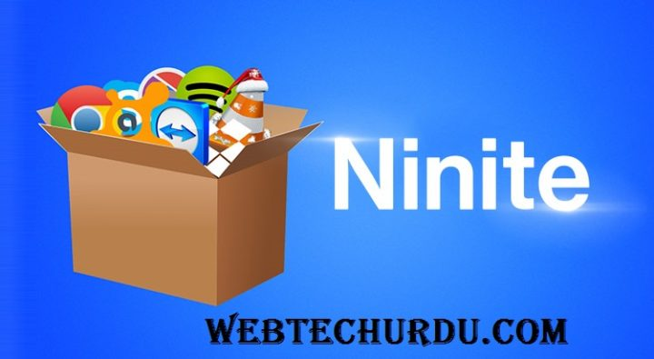Install softwares easily in new Windows with Ninite