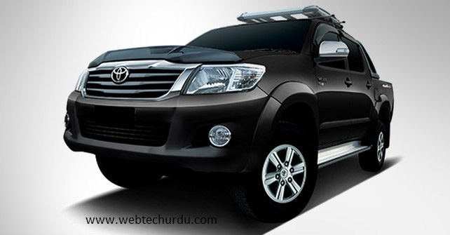 Toyota Hilux Vigo Champ 2018 Specifications and Review