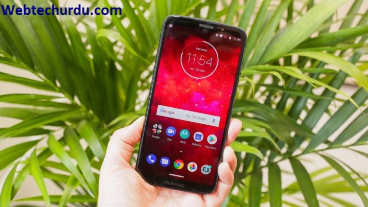 Moto Z3 Play price in Pakistan and Specifications