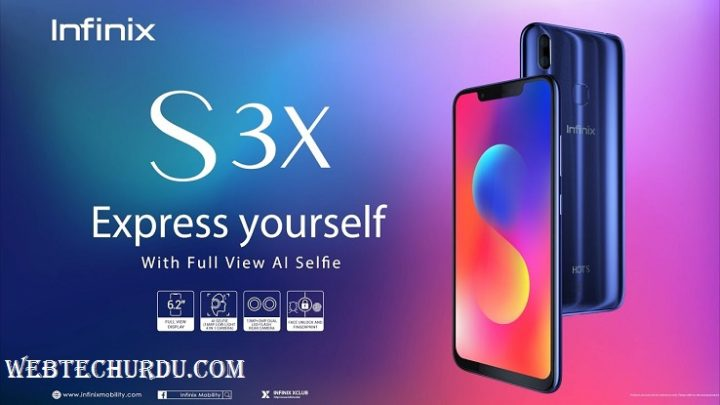 Infinix Hot S3X Price and Specifications
