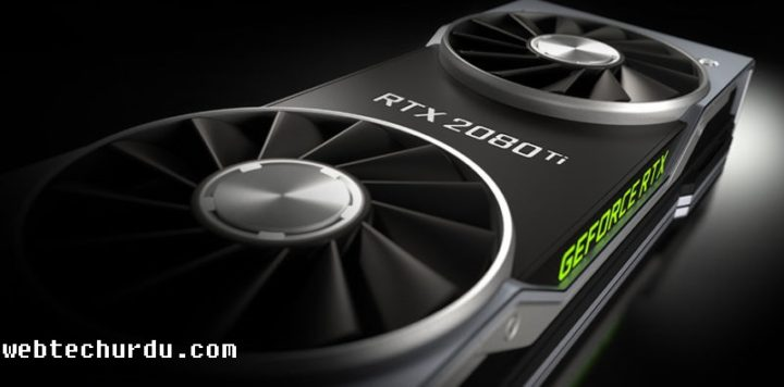 Geforce RTX 2080 Ti Review
