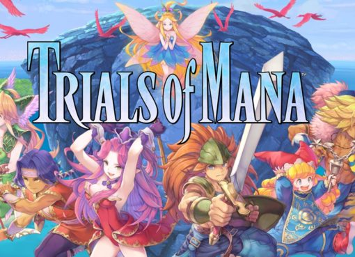 Trials of Mana System Requirements