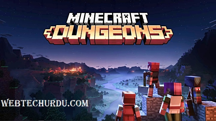 Minecraft Dungeons System Requirements