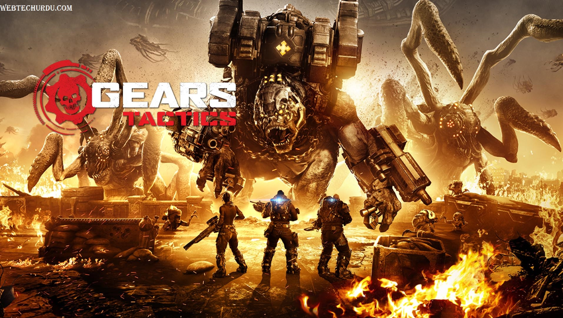 Gears Tactics System Requirements