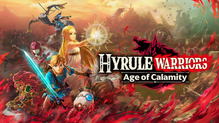 Hyrule Warriors: Age of Calamity System Requirements