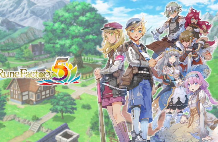 Rune Factory 5 System Requirements