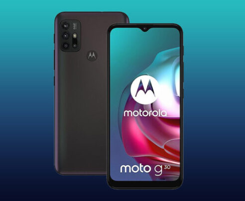 Motorola Moto G30 price in Pakistan