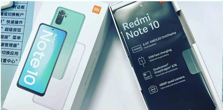 Xiaomi Redmi Note 10 price in Pakistan