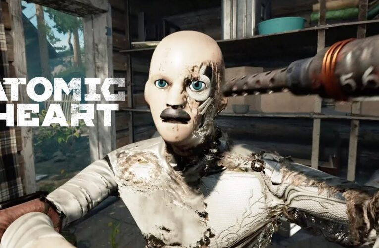 Atomic Heart System Requirements
